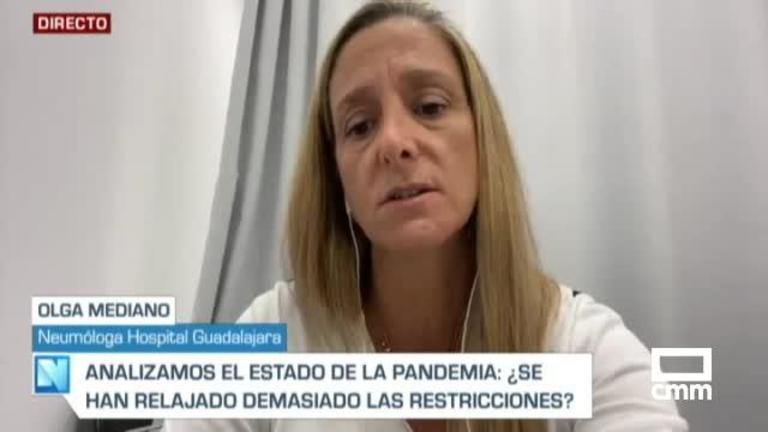 Entrevista a Olga Mediano