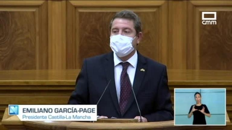 Primer debate de la Legislatura tras la pandemia