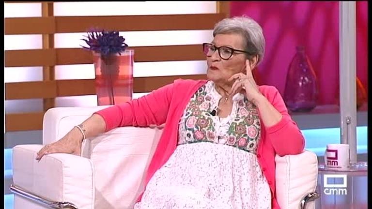 Agustina tiene 68 años, es de Miguel Esteban y busca compañero