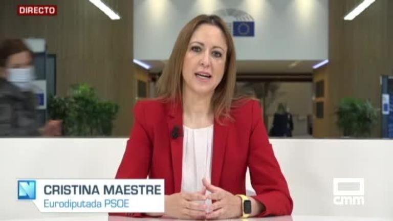 Entrevista a Cristina Maestre