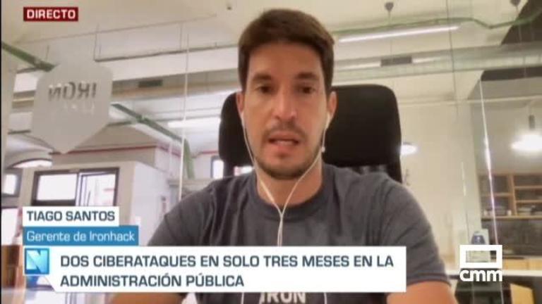 Entrevista a Tiago Santos