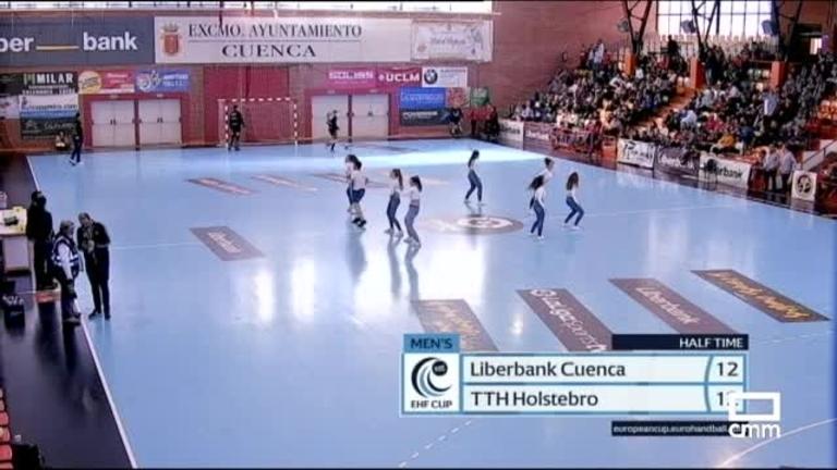 Balonmano Copa EHF: Liberbank Cuenca - TTH Holstebro