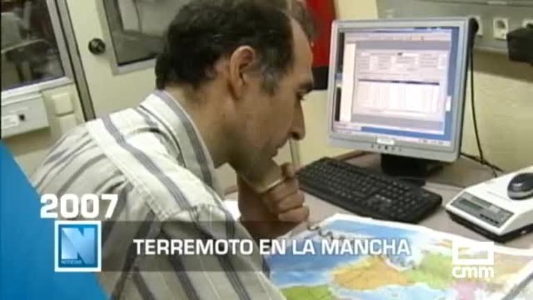 Terremoto en La Mancha