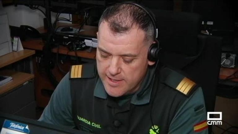 De guardia con el cuerpo policial mas antiguo de España