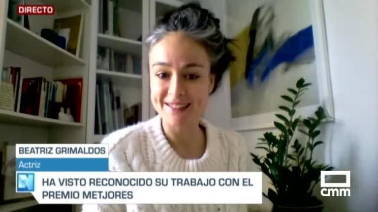 Entrevista a Beatriz Grimaldos