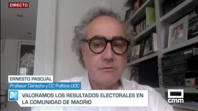 Entrevista a Ernesto Pascual