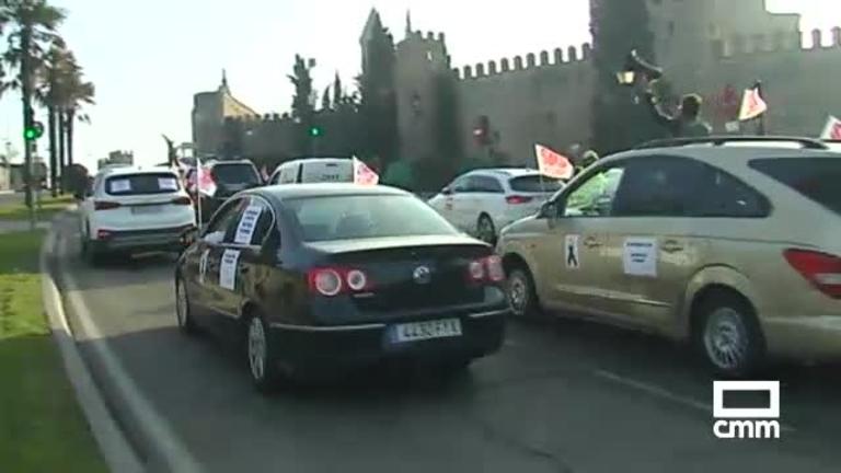 Nueva jornada de protesta de los hosteleros de Toledo y Ciudad Real: piden reabrir sus negocios