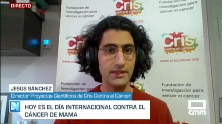 Entrevista a Jesús Sánchez
