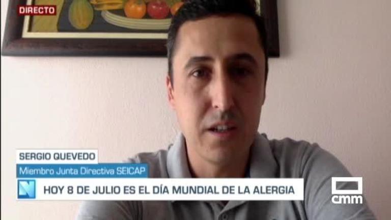Entrevista a Sergio Quevedo