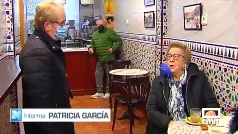 Vídeo: Ángela, de 100 años, recibe en Toledo la vacuna contra la Covid-19