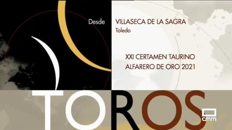 Novillada desde Villaseca de la Sagra: Certamen Alfarero de Oro