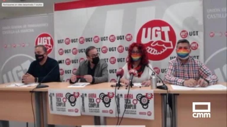 1 de Mayo: CC. OO. y UGT llaman a la movilización en la calle bajo el lema