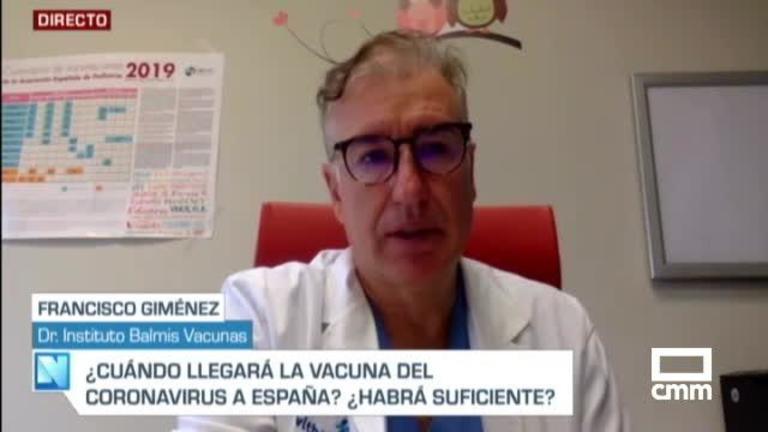 Entrevista a Francisco Giménez