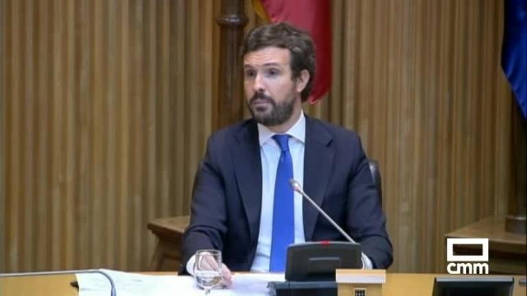 Reacciones al anuncio de los indultos: Casado acusa a Sánchez de dar un \\