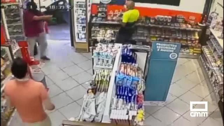 Detenido por robar en una gasolinera de Seseña (Toledo) tras encañonar a unos clientes