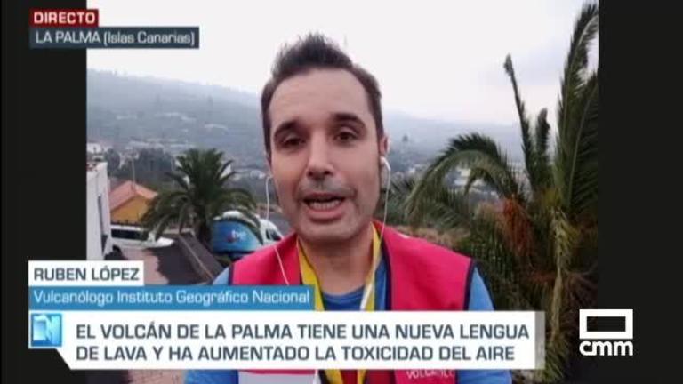 Entrevista a Rubén López