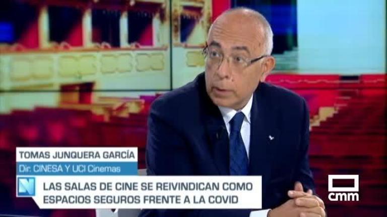 Entrevista a Tomás Junquera