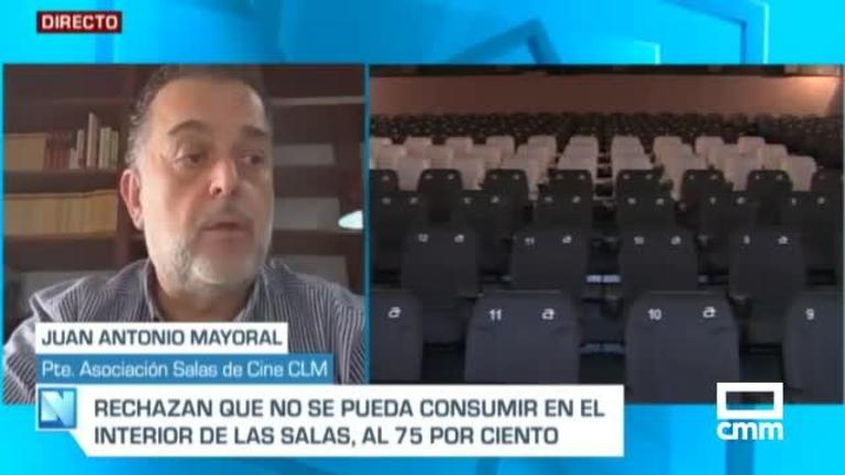 Entrevista a Juan A. Mayoral