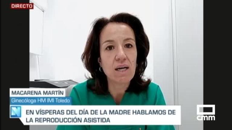 Entrevista a Macarena Martín