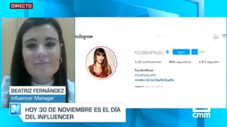 Entrevista a Beatriz Fernández, manager de influencer