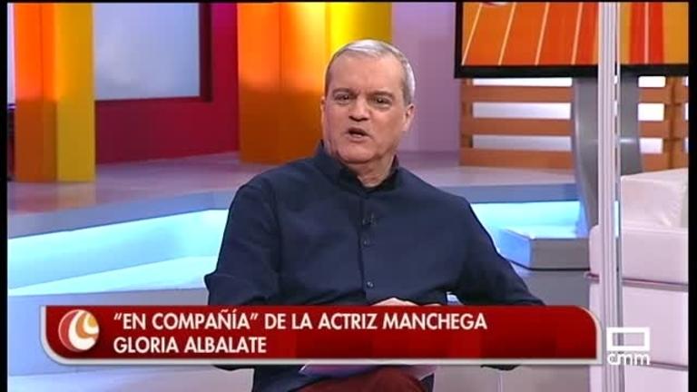 """""""En Compañía"""" de la actriz manchega Gloria Albalate"""