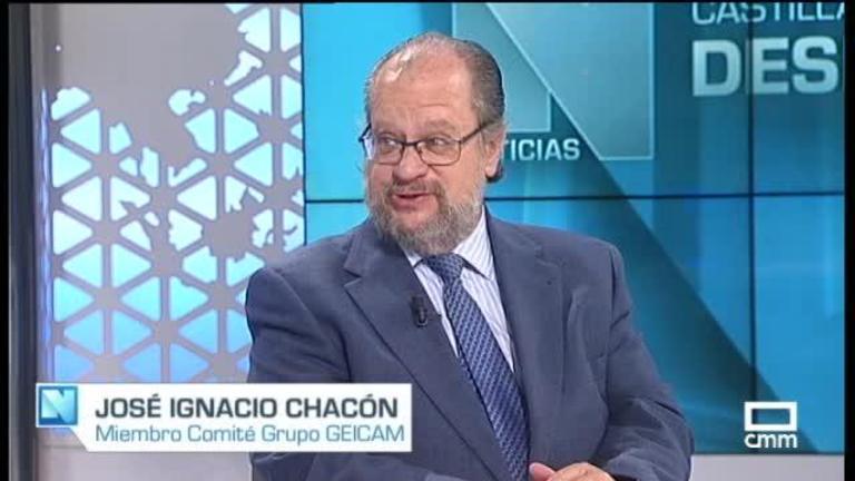 Entrevista a José Ignacio Chacón