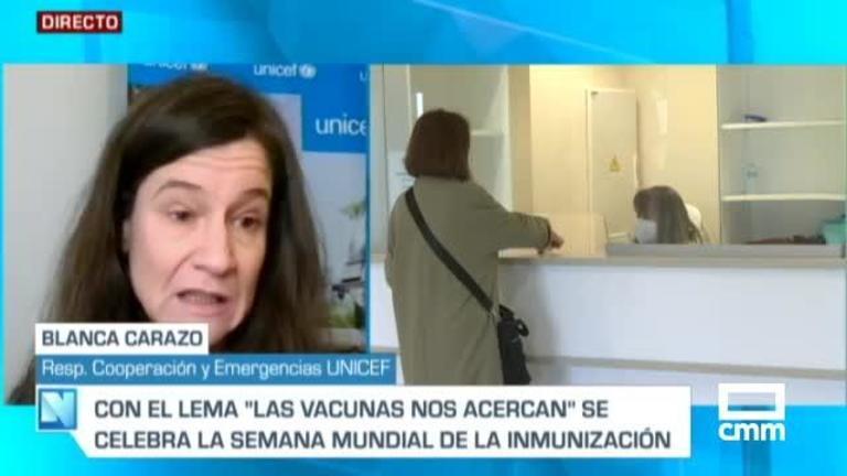 Entrevista a Blanca Carazo