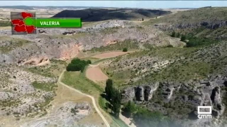 Valeria: entre romanos y naturaleza