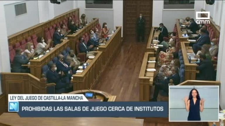 Aprobada la Ley del Juego en Castilla-La Mancha