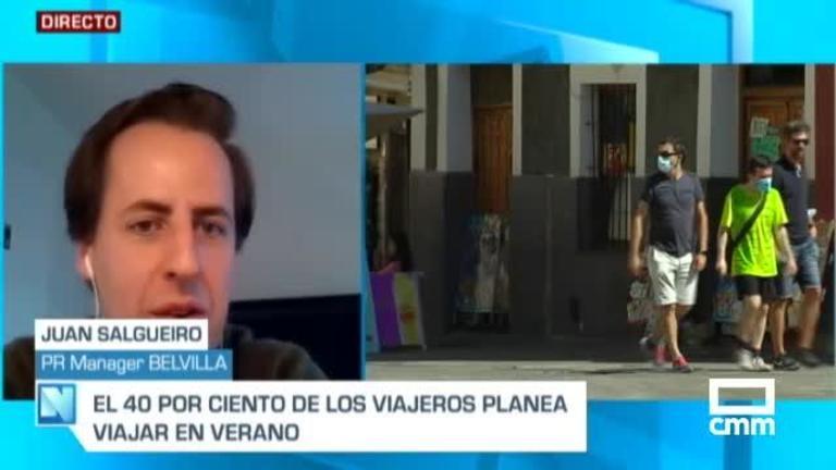 Entrevista a Juan Salgueiro