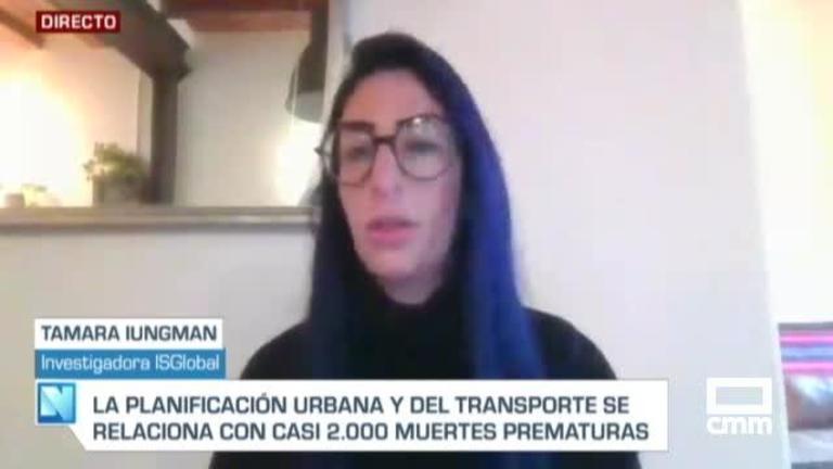 Entrevista a Tamara Iungman