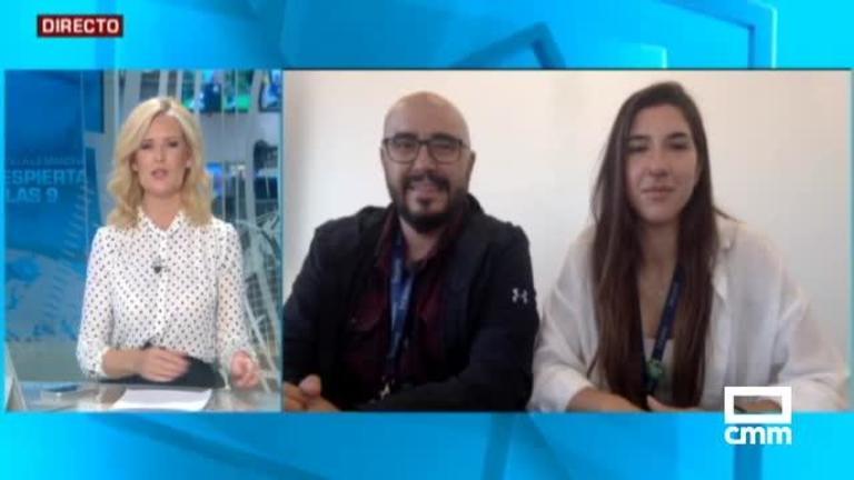 Entrevista a Juan Manuel Calero y Esther García