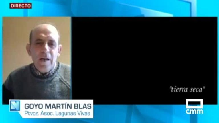 Entrevista a Goyo Martín Blas