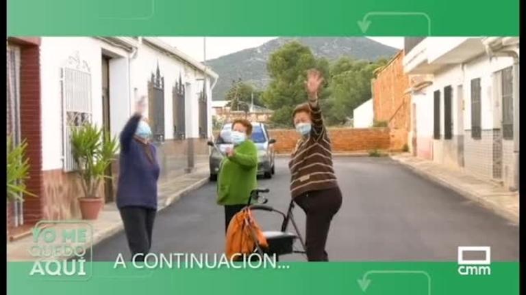 Yo Me Quedo Aquí: Las Labores(Ciudad Real) yMariana(Cuenca).