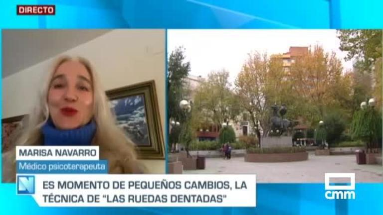 Entrevista a Marisa Navarro