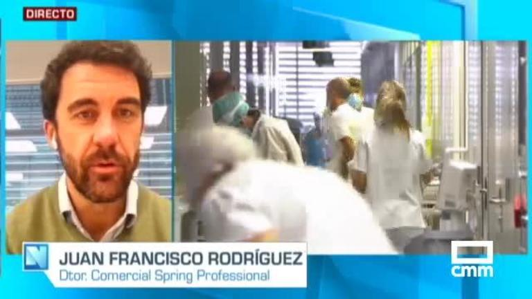 Entrevista a Juan Francisco Rodríguez