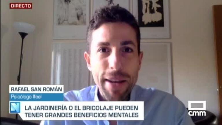 Entrevista a Rafael San Román