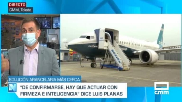 El Campo CMM: La OMC resuelve el caso de las ayudas de EE.UU. a Boeing con una sanción de 4.000 millones de dólares