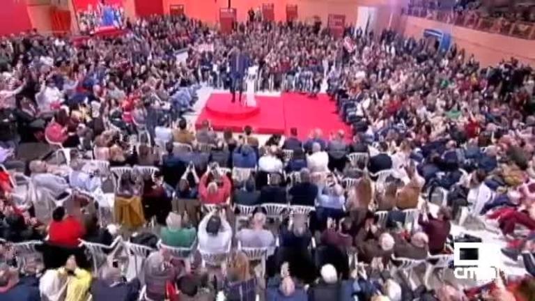 PSOE: Pedro Sánchez dice que su gobierno garantizará agua para todas las provincias
