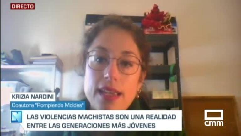 Entrevista a Krizia Nardini