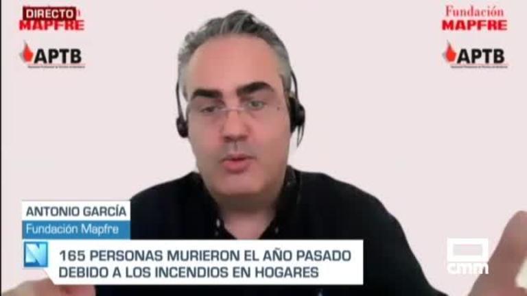 Entrevista a Antonio García