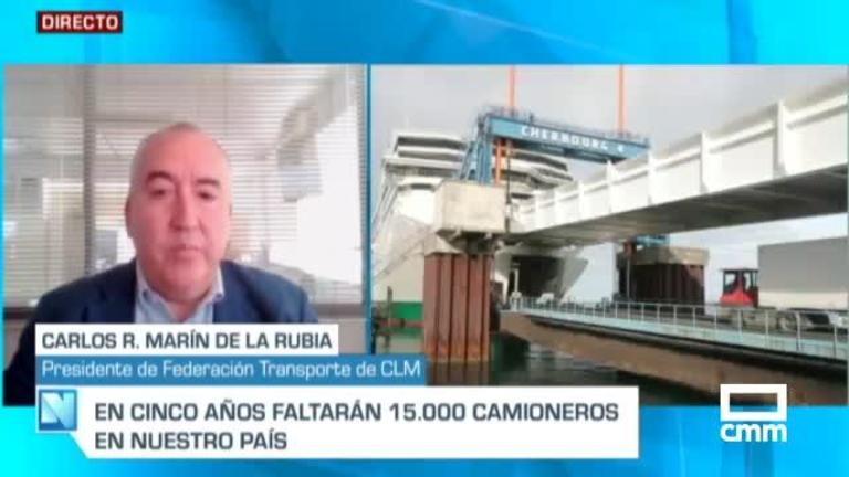 Entrevista a Carlos Marín de la Rubia