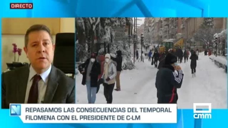 García-Page, en CMM: