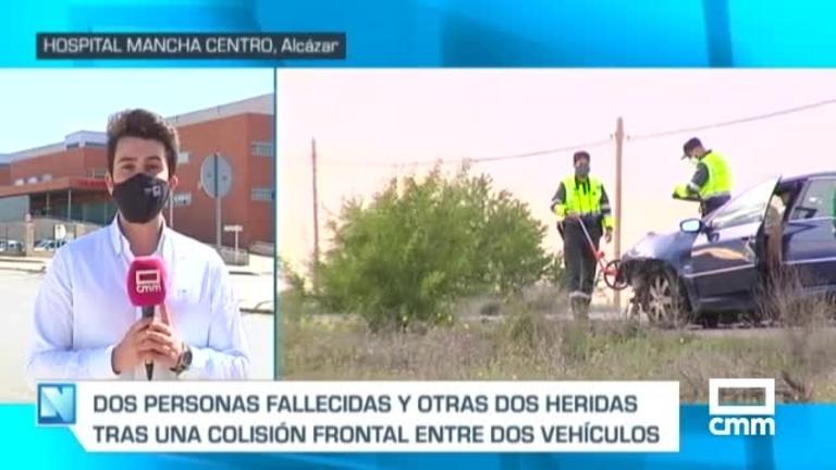 Investigan por homicidio a la conductora que causó un accidente con dos muertos en El Toboso