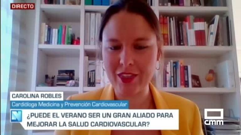 Entrevista Carolina Robles