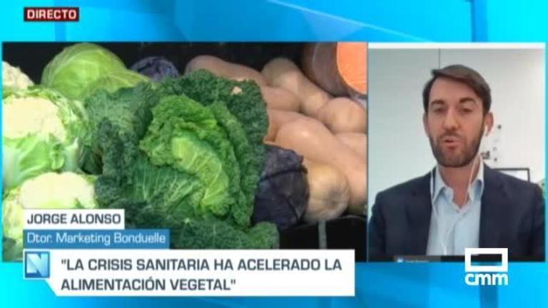 Entrevista a Jorge Alonso