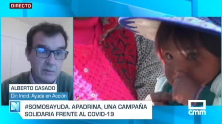 Entrevista Alberto Casado Valera