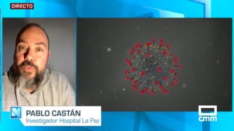 Entrevista Pablo Castán