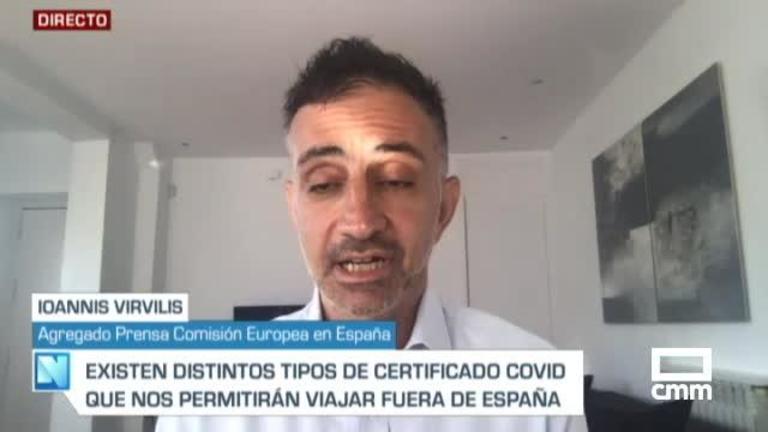 Entrevista a Ioannis Virvilis