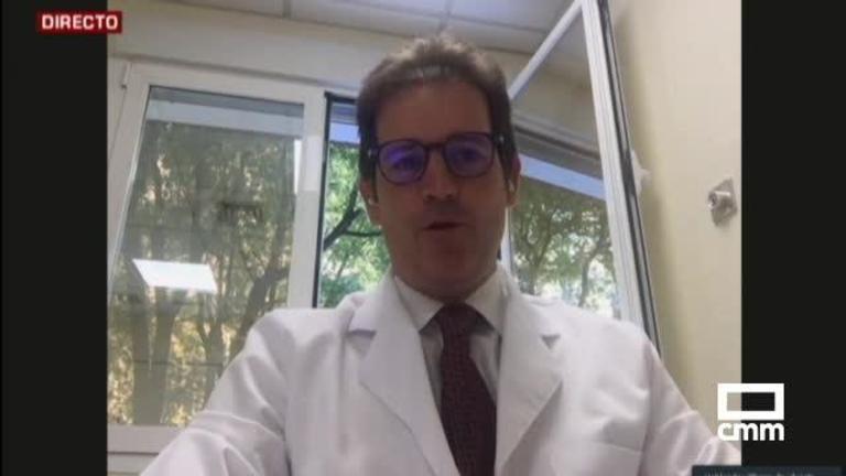 Entrevista a José Manuel Duarte, urólogo del Hospital Ntra. Sra. del Rosario